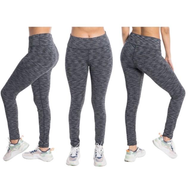 Flex'n Women's Active Athletic Performance Leggings