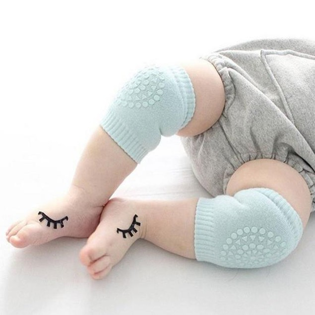Baby Crawling Anti-Slip Knee Compression Sleeve Kneecap Coverage