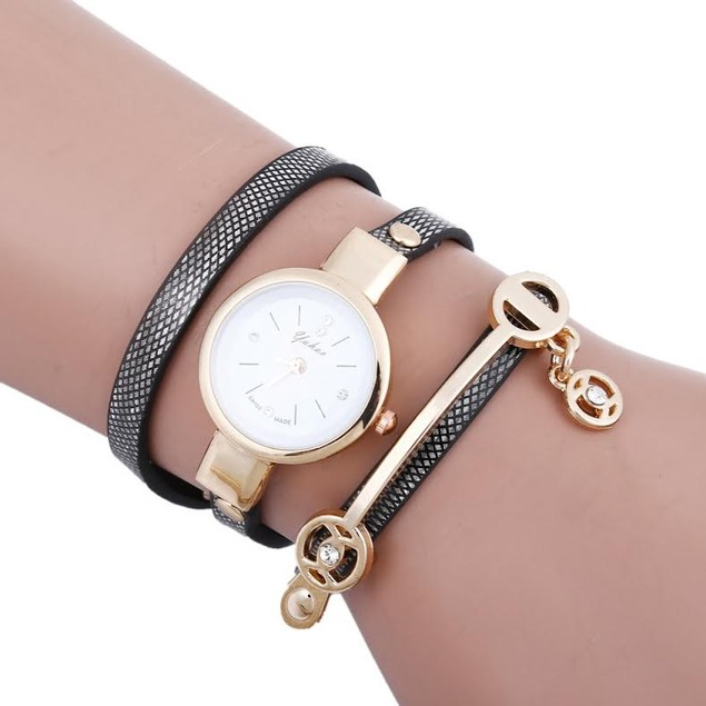 Multi Layer Bracelet Watch