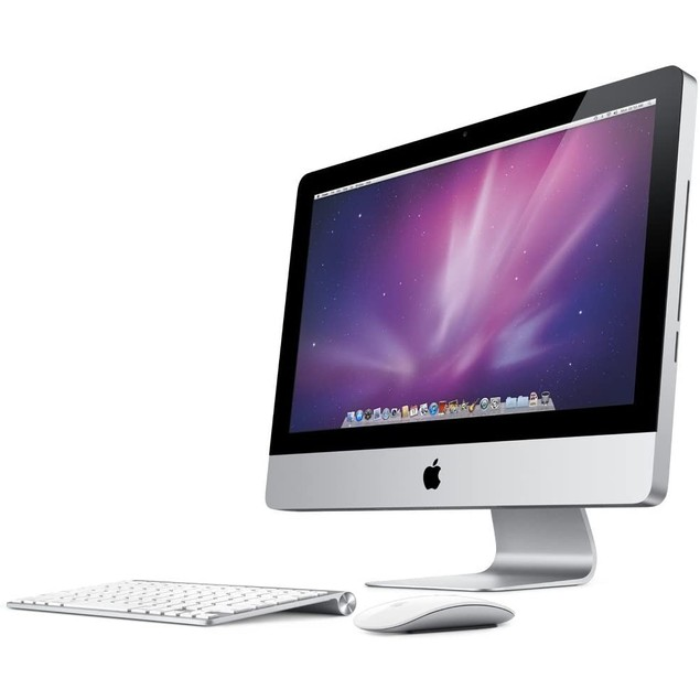 """Apple 21.5"""" iMac MC812LLA (Intel Core i5, 12GB RAM, 1TB HDD)"""