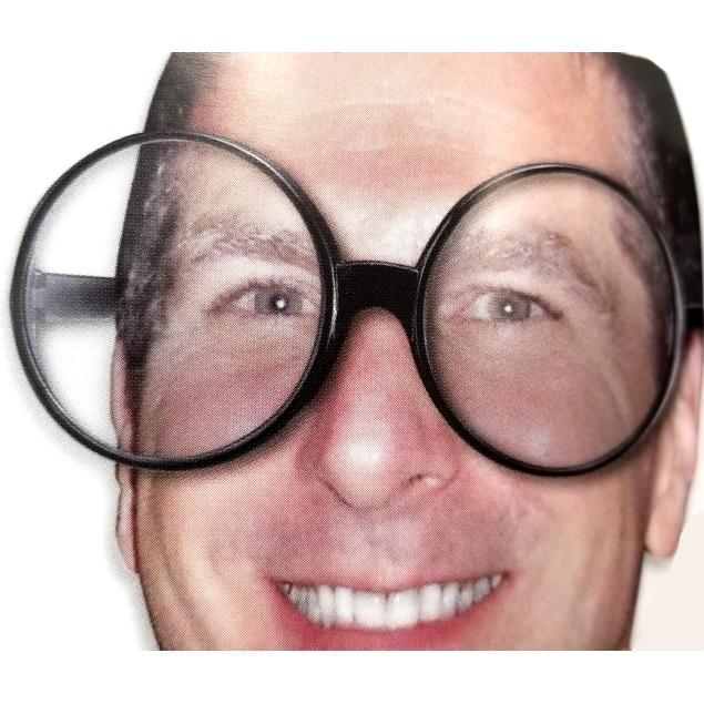 Big Round Glasses