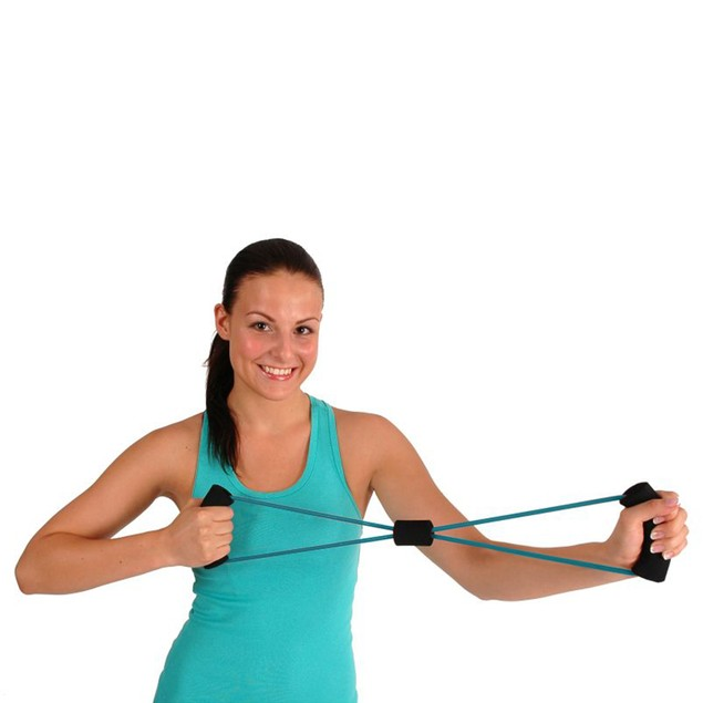 Resistance Band Tube - 3 Colors