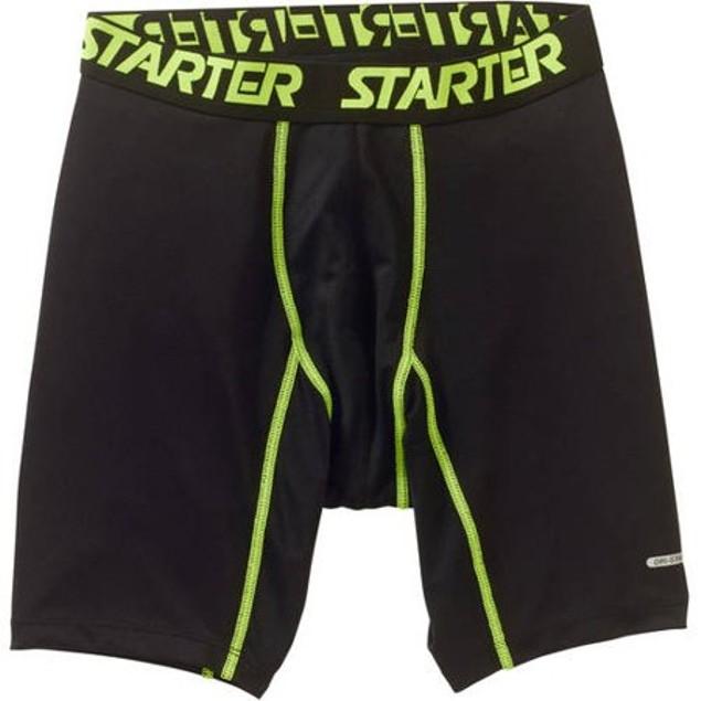 5-Pack Starter Men's Compression Boxer Briefs