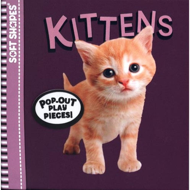 Kittens (Soft Shapes) Book, Kids Books by Innovative Kids