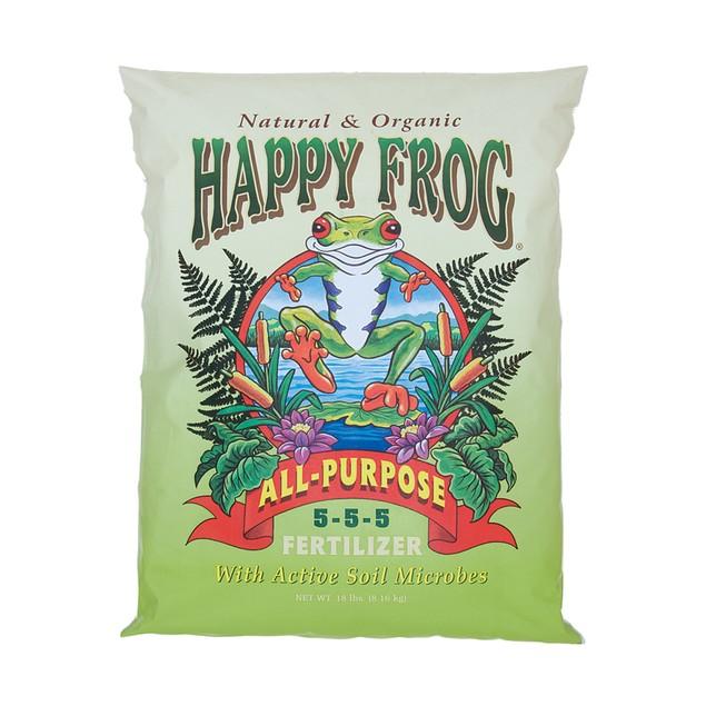 FoxFarm Happy Frog® All-Purpose Fertilizer, 18 lbs