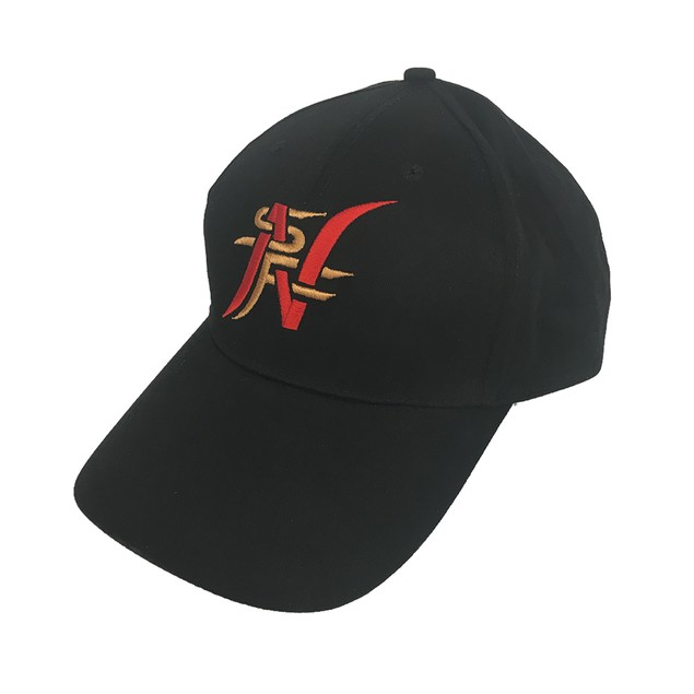 Tadashi Hamada San Fransokyo Ninjas Baseball Cap - Orange Logo