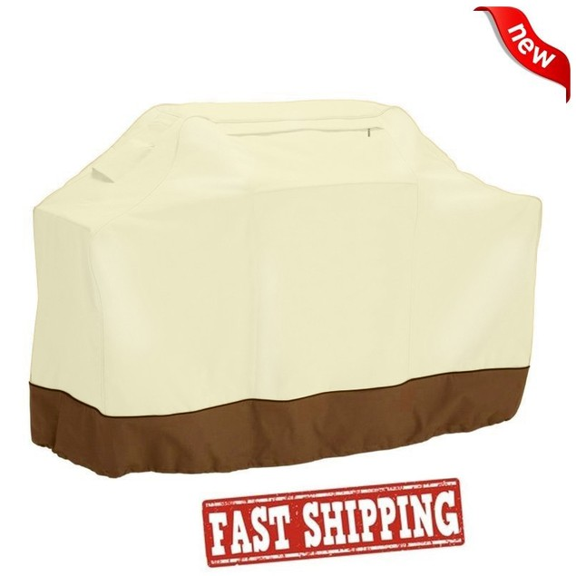 Heavy Duty Outdoor Waterproof BBQ Grill Cover