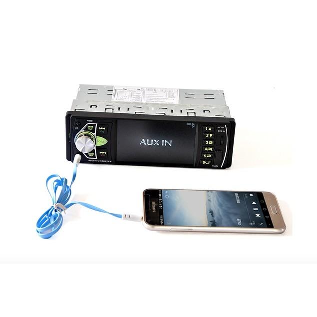 DWO MP5-4022D 4.1in Bluetooth Car Audio Stereo FM