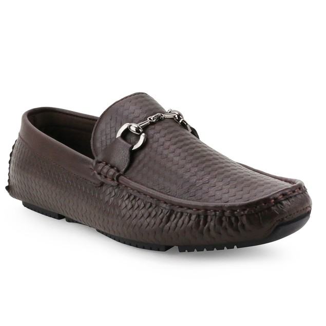 Xray Men's Double Stitch Franklin Loafers