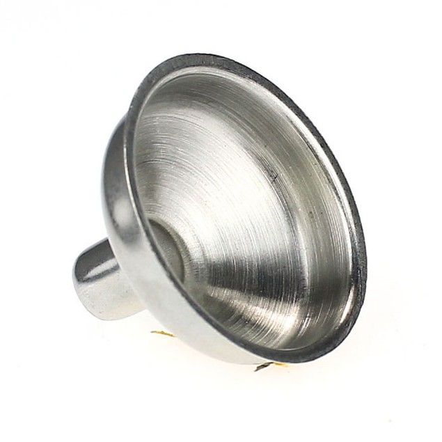 Home Kitchen Mini Stainless Steel Funnel For All Kinds Of Hip Flasks