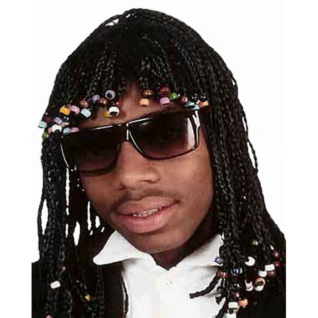 Rick James Super Freak Dreadlocks Wig