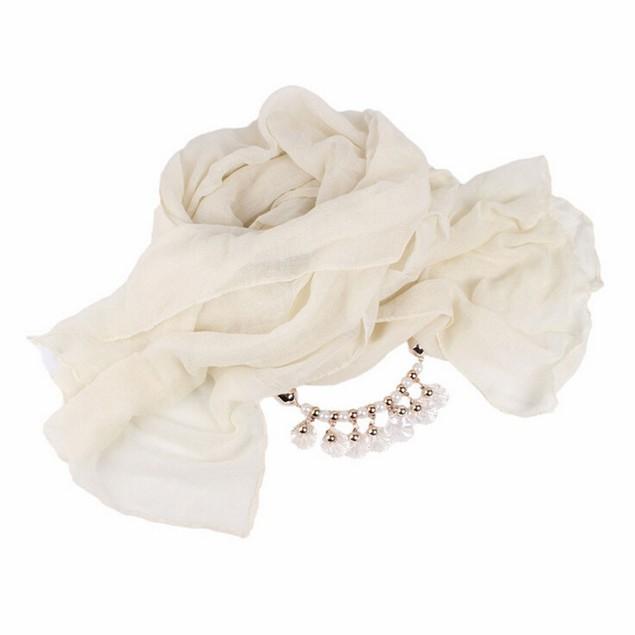 Women Ladies Soft Voile Wrap Shawl Scarf Wrap