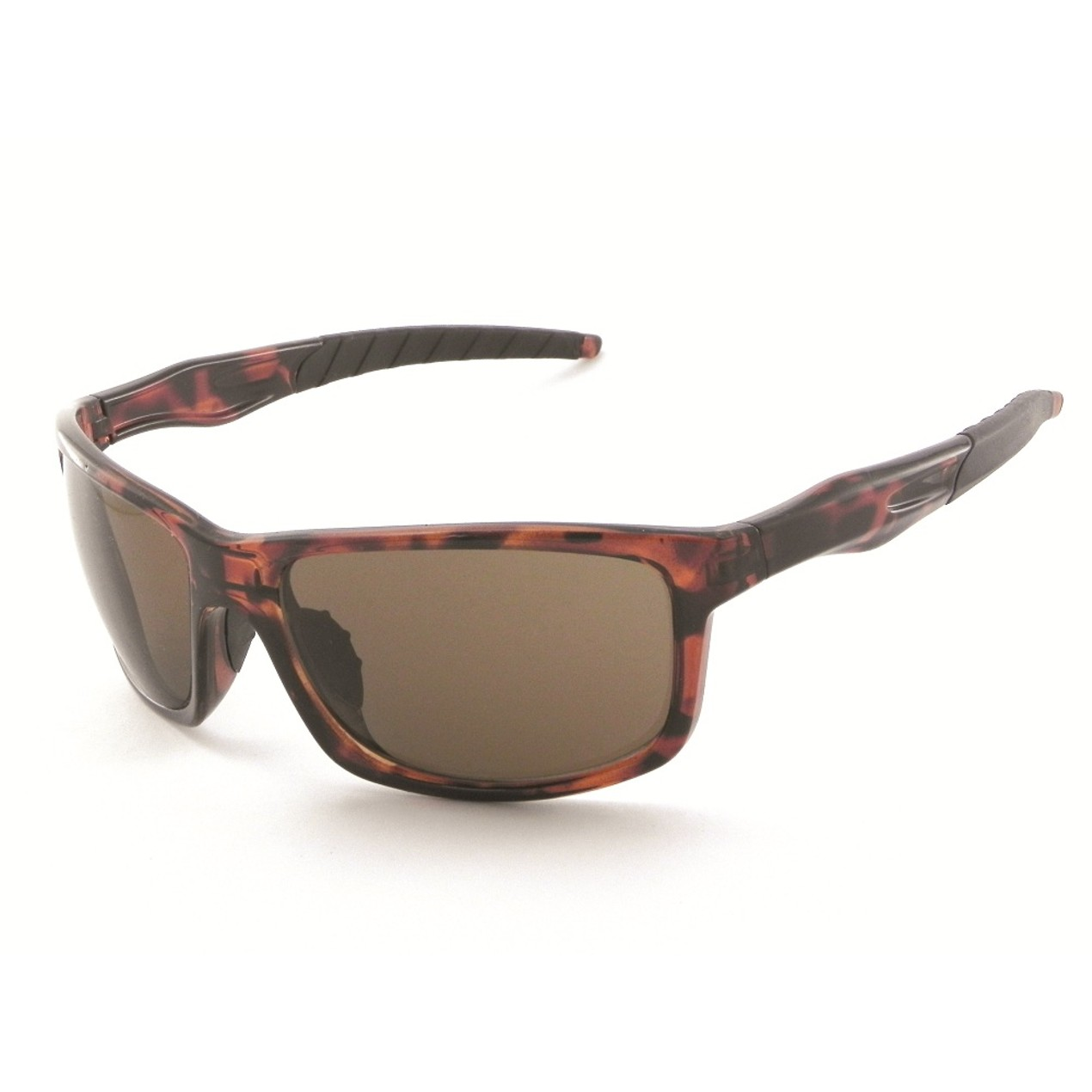 00cff5153479 Chili's Eye Gear SHORELINE Polarized Sport L71601 Sunglasses - Tanga