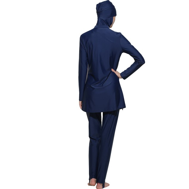 uslim Swimwear swimsuit for islamic women with hijab swimwear#170212 series