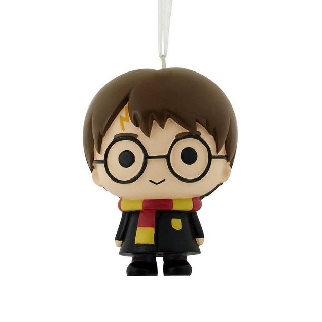 Harry Potter Resin Christmas Ornament