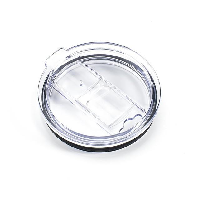 30 Oz Stainless Steel Insulated Tumbler Mug Handle+4PC Straws+Brush+Lid