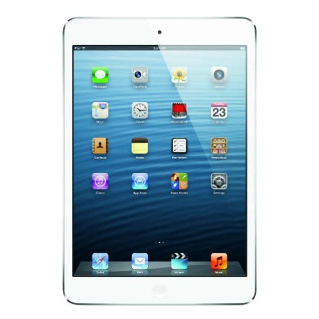 Apple iPad Mini 3 with Retina MGGT2LL/A (64GB WiFi White) - Grade B