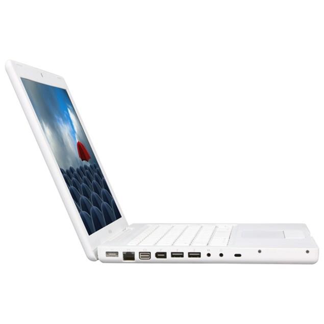 "Apple 13.3"" MacBook MC240LL/A, Core 2 Duo, 2GB RAM, 160GB HDD (Grade C)"