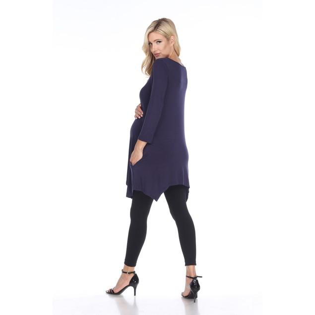 Maternity Plus Size Kayla Tunic Top
