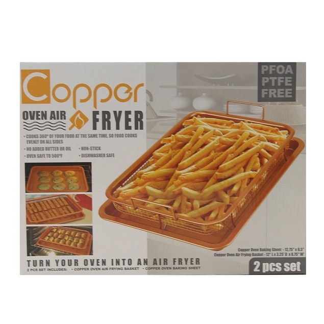 Copper Oven Air Fryer