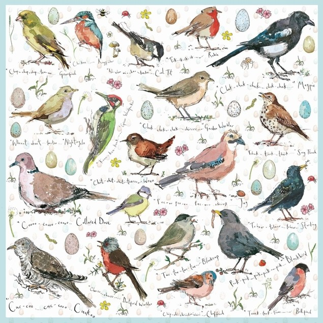 Madeleine Floyd Birdsong 1000 Piece Puzzle, 1000 Piece Puzzle by Lang Compa