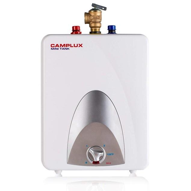 Camplux 2.5-Gallon Mini Tank Electric Water Heater