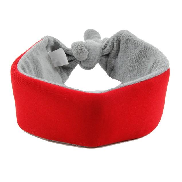 Pet Life Flexible Neoprene Ice Pack Insertable Cooling Dog Neck Wrap