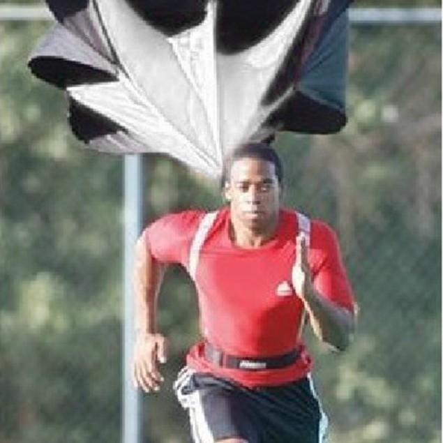 "56"" inch Speed Training Resistance Parachute Chute Power"