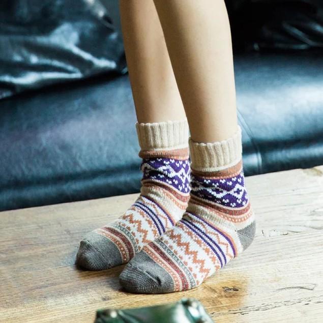 Soft Wool Socks Pack of 3pairs