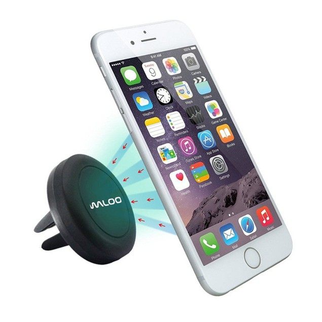 Waloo Alphaflex Series Air Vent Magnetic Smartphone Car Mount