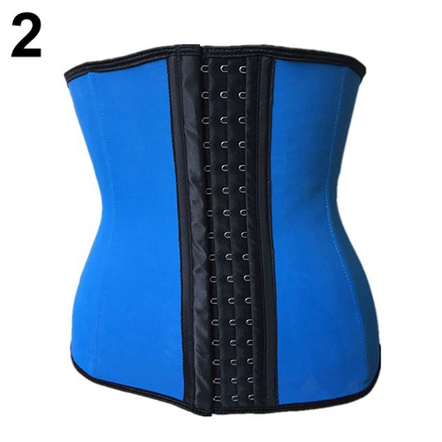 Waist Trainer Cincher Underbust Corset Shapewear Tummy Girdle Belt