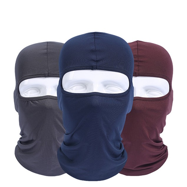 Unisex Winter Ski Face Mask