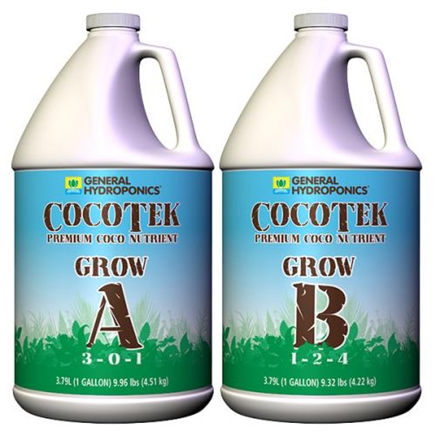 GH Cocotek Grow B Gallon (4/Cs)