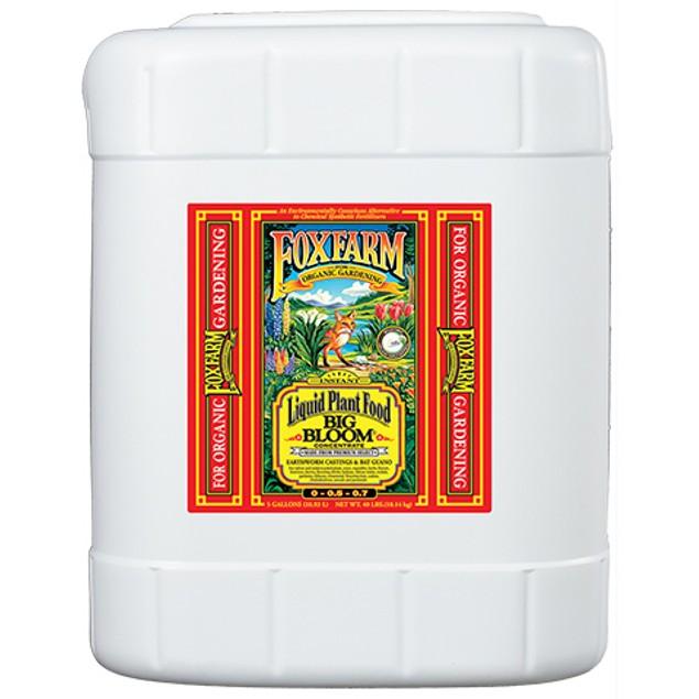 FoxFarm Big Bloom Liquid Concentrate, 5 gal