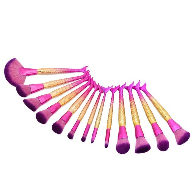 13PCS Make up Brushes Set Makeup Foundation Powder Blusher Face Brush 189