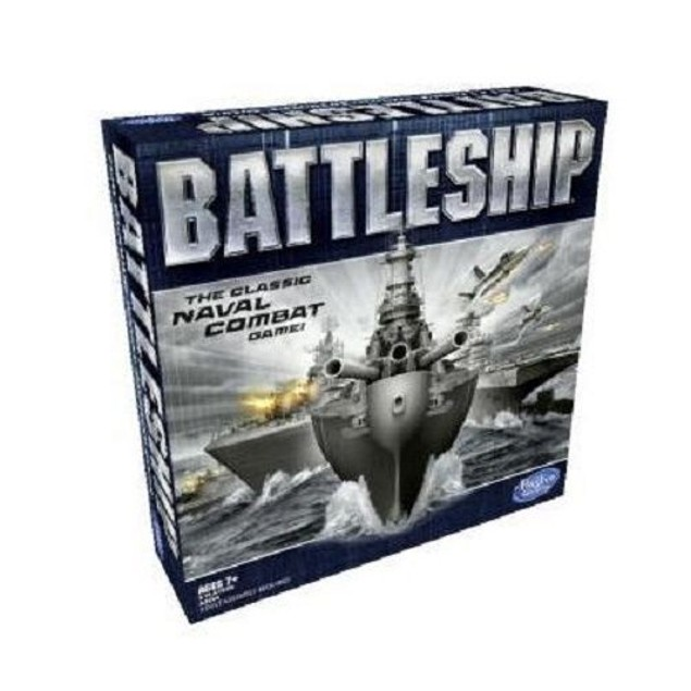 Battleship - The Classic Naval Combat Game New In The Box