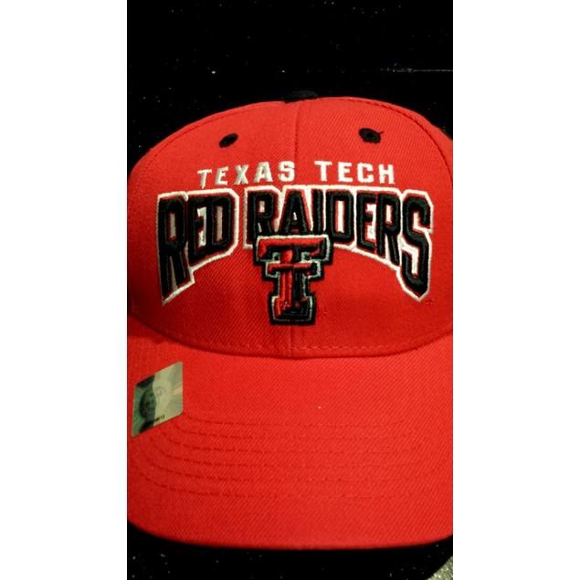 "Texas Tech Red Raiders NCAA TOW ""Dedication"" Snapback Hat"
