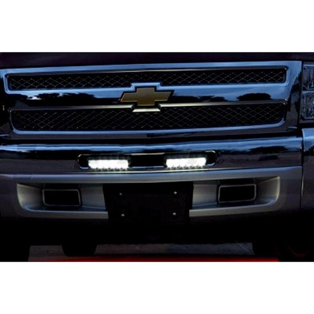 Zone Tech 18W 6 LED Offroad Bar Beam Spot Lamp