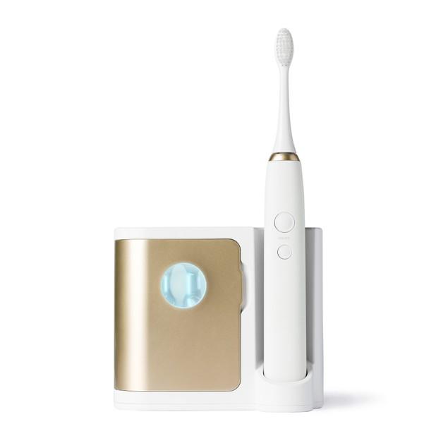 Dazzlepro Elements Sonic Toothbrush with UV Sanitizing Charging Base