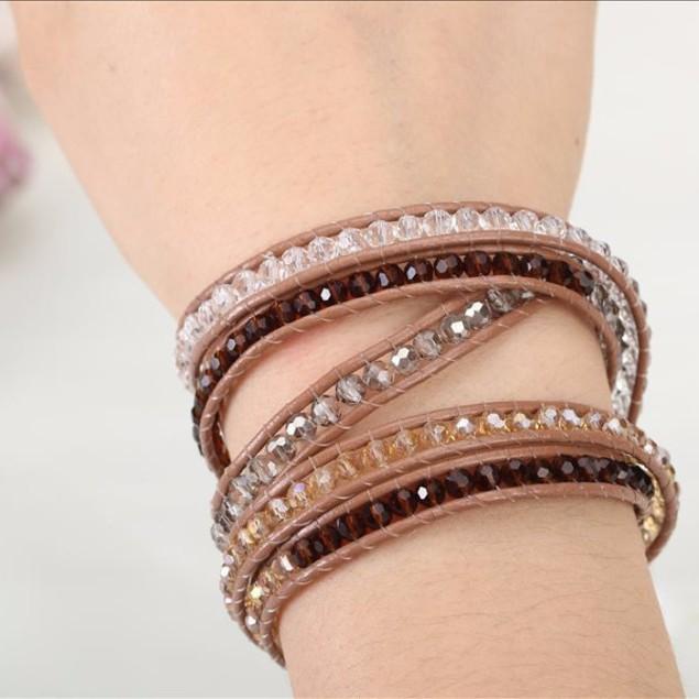 Royal Wrap Bracelet