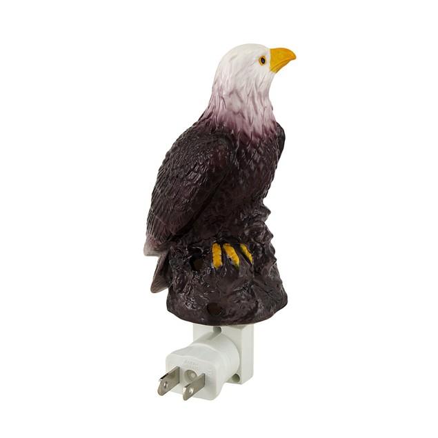 American Eagle Shaped Porcelain Night Light Night Lights