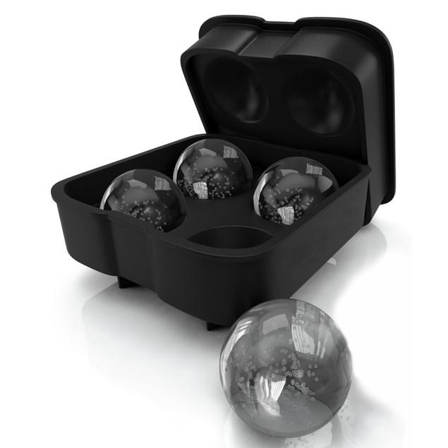 Flexible Silicone Ice Ball Maker