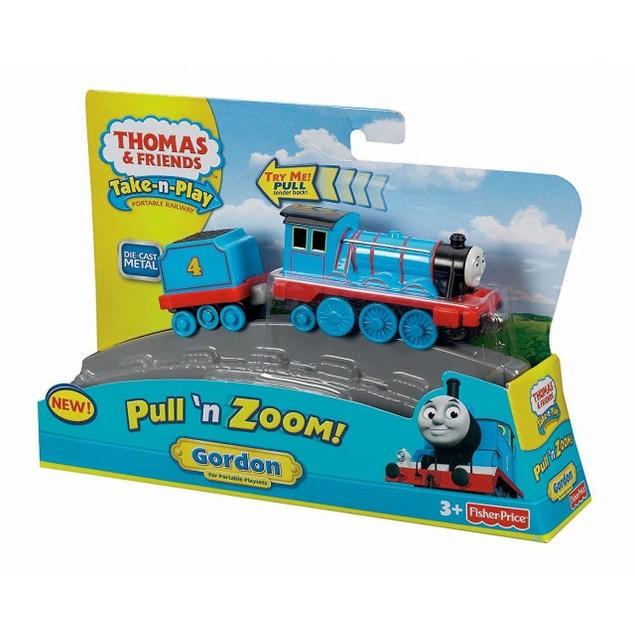 Fisher-Price Thomas the Train: Take-n-Play Pull 'N Zoom