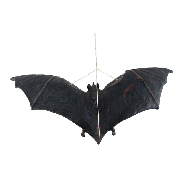 Cool Decomposing Vampire Bat Hanging Figure Statues