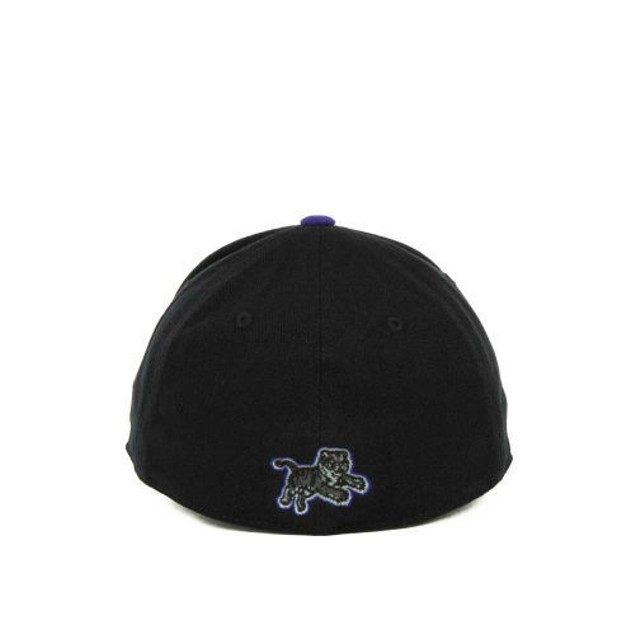 """LSU Tigers NCAA TOW """"Clutch"""" Stretch Fitted Hat"""