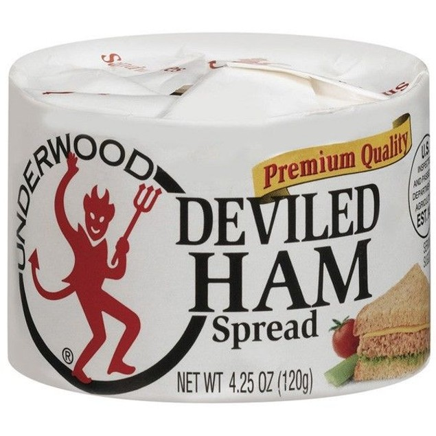 Underwood Deviled Ham Spread 4.25 oz Can