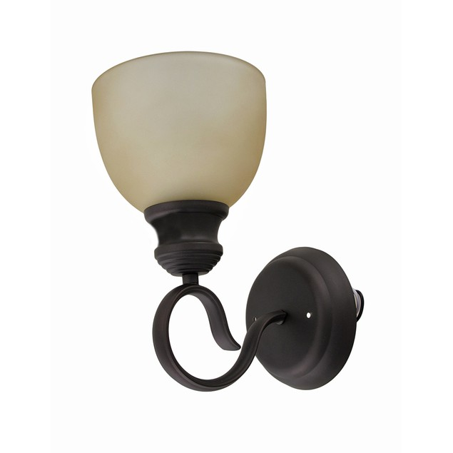 Canarm Delaney Single Light Vanity Fixture Oil Wall Sconces