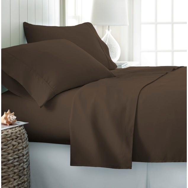 Home Collection Deep Pocket 100% Soft Brushed Microfiber Bedsheets