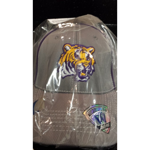 "LSU Tigers NCAA TOW ""Countdown"" Stretch Fitted Hat"