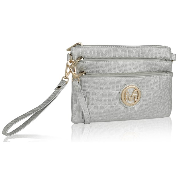 MKF Collection Sarai Crossbody Wristlet by Mia K. Farrow